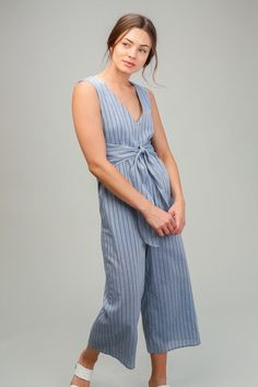 1d1f4024f82 AP03200 Lumiere - Young Contemporary Sleeveless woven jumpsuit with front  tie. Jumpsuits