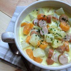 Greenway36 - der Foodblog mit #pillefüße: Möhren-Kohlrabi-Kartoffel-Eintopf aus dem TM