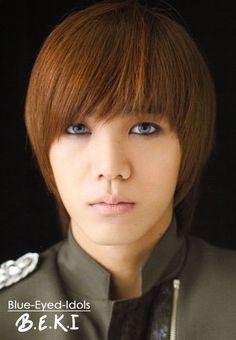 BLUE EYED K-POP IDOLS: #96  Bang Cheolyong (Mir) - MBLAQ