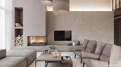 Minimalist House on Behance