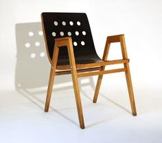 ablaze - Town Hall Chair, Roland Rainer ($500-5000) - Svpply