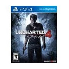 NOB Sony Uncharted 4: A Thiefs End - Action-Adventure Game - PlayStation 4