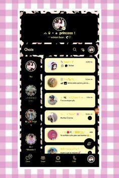 Simbolos Para Nicks, Whatsapp Theme, Whatsapp Plus, Kimi No Na Wa, Phone Organization, Aesthetic Themes, Bts Wallpaper, Iphone, Hoseok