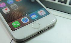 Lỗi màn hình bị ám tím trên iPhone 7
