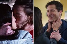 60 TV Couple Moments From 2019 That Were Absolutely Iconic Veronica And Logan, Fitz And Simmons, Couple Moments, Clary And Jace, Oliver And Felicity, Betty And Jughead, Kissing In The Rain, Looking For Alaska, The Deed