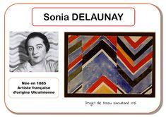 Sonia Delaunay - Portrait d'artiste