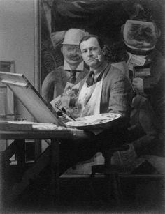 George Grosz, 1928