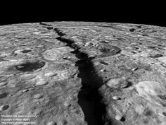 One of the features that distinguishes Mercury from the other planets in our solar system are the enormous scarps, or cliffs, that run for hundreds of miles across its bleak surface.