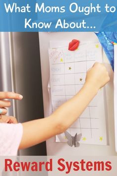 Should I use a reward chart? Here is what every mother ought to know about reward systems and sticker charts.