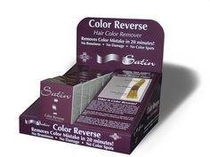 SATIN Hair Color Natural Series 1N Black 3 oz (Model: SAT2050). SATIN Hair Color Natural Series 1N Black 3 oz SAT2050.