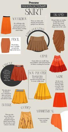 Fashion Design Inspiration and Fashion Dresses Modest. Fashion Terminology, Fashion Terms, Fashion 101, Look Fashion, Fashion Guide, Fashion Ideas, Fashion Hacks, Fashion Sewing, Fashion Style Types