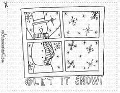 Check out my shop at valeriewienersart.com   #valeriewienersart #coloringpage #coloringpages #classroom #homeschool #instantprintable #christmascoloringpage #christmascoloringsheet #handlettering #handletteredart #homedecor #calligraphy  #creativelettering #handmade #digitalprint #christmasfun #christmascoloringbook #wintercoloringbook #snowman #letitsnow