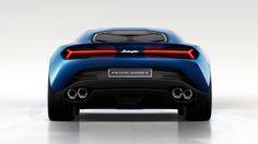 Lamborghini Asterion - LGMSports.com