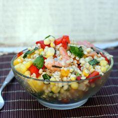 Mix it Up: Barley Shrimp Salad
