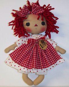 Resultado de imagem para raggedy dolls