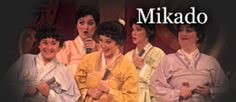 """""""The Mikado"""" on November 13 - 14, 2015 at 7:30 pm. The Mikado is the most popular Gilbert and Sullivan opera, and has delighted audiences for more than a century. Category: Arts 