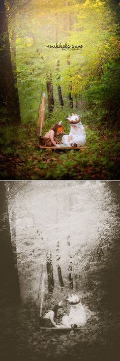 Wild Things | Nikkala Anne Photography family brothers photo session photography inspiration idea where the wild things are sail boat raft