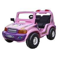 Electric Touring Riding Toy http://www.toylinksinc.com/