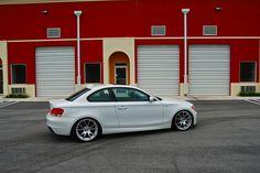 BMW 135 custom wheels VMR V713 19x8.5, ET +45, tire size 225/35 ...