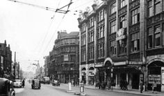 Parliament Street, Nottingham, c Local History, Family History, Old Pictures, Old Photos, Nottingham City Centre, Thing 1, Silent Film, Timeline Photos, The Past
