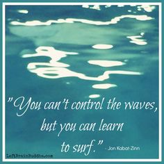Learn to Surf - Mindful Parenting