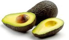 Fresh Hass Avocadoes www.theteelieblog.com This healthy guacamole dip recipe that only uses half avocado. #SuperBowl50