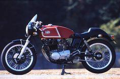 Yamaha SR500 | cafè sport motorcycles: SCHEDA TECNICA YAMAHA SR 500