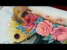 Regador com Rosas:Parte4 - YouTube