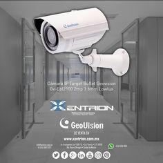Camara Ip GeoVision Inc. / USA Vision Systems Target Bullet 2mp 3.6mm Lowlux ideal para tu Empresa o Negocio de venta en Xentrion S.A. de C.V.  #FelizFinde   Contáctanos info@xentrion.com.mx • 01 [55] 5662 6377  WhatsApp: [55] 1536 3103  Visítanos en nuestra Tienda Ubicada en: Insurgentes Sur 1768 P.B. • Col. Florida • Cp. 01030 • Del. Alvaro Obregón • Ciudad de México  www.xentrion.com.mx