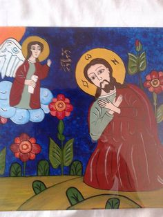 Religious Images, Orthodox Icons, My Glass, Christian Art, Naive, Good News, Folk Art, Scarves, Paintings