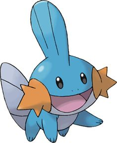 Mudkip Is A Water Type Pokmon Introduced In Generation It Known As The Mud Fish