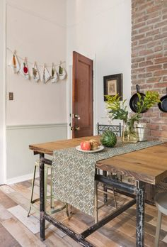 House Tour: A New Orleans Shotgun With Vintage Charm | Apartment Therapy