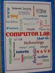 computer lab bulletin board ideas for teachers - Google Search