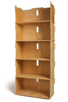 Delightful Studioapart: Andamio Modular Shelf Assembly   Designboom   Architecture    Dressing Room   Pinterest   Shelves