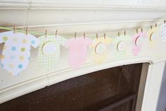 Small Things Baby Shower - Bella Paris Designs