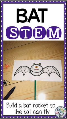A fun Halloween STEM activity that's easy and quick. Extend your bat unit with STEM. No need to go shopping, everything you need is in your classroom. This resource has 5 building challenges, 2 STEM activities, a reflection page and 2 student objective pages that are aligned with the standards.#STEMCHALLENGES #Bats #Primaryclassroom #kindergarten #firstgrade #halloween Kindergarten Art Activities, Kindergarten Readiness, Literacy Skills, Kindergarten Classroom, Stem Activities, Dramatic Play Centers, Teaching The Alphabet, Primary Classroom, Teacher Blogs