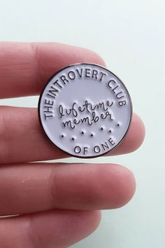 Are you a card carrying member of the introvert club?