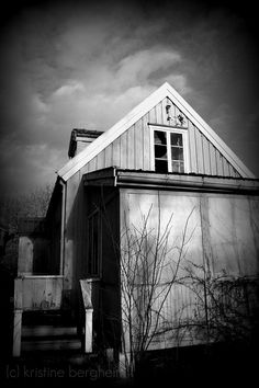 Abandoned, photography by Kristine Bergheim