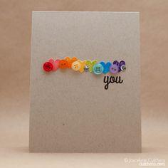 heart you card by @Joscelyne Marie Cutchens for Reverse Confetti