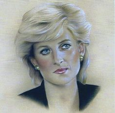 Drawn by Prince Harry