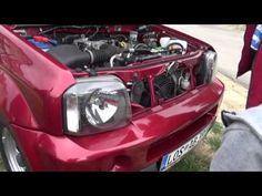 Suzuki Jimny review - off road vehicle - YouTube