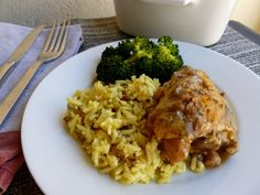 Had this again for dinner last night - simple and delicious! CrockPot Chicken Thighs - 243 calories, 5PP, 5SP