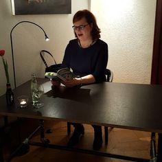 Lesung im BIS in Mönchengladbach.