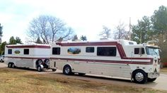 Classic Motor Home Super C Rv, Cool Rvs, Fifth Wheel Campers, Rv Motorhomes, Classic Trailers, Travel Trailer Remodel, Camper Caravan, Suv Cars, Expedition Vehicle