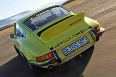 1972 Porsche 911 Carrera RS