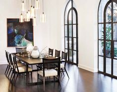 Dining Room Lights | Drum Shade, Chandeliers, And Pendant