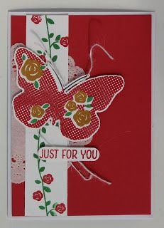 Floral Wings Hostess set, exclusive available to buy with Stampin' Rewards! From Stampin' Up!