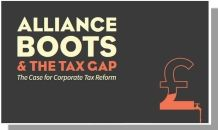 Alliance Boots & the tax gap