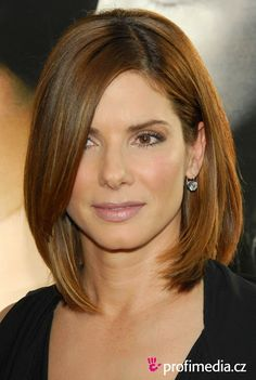 Sandra Bullock Hair Cut