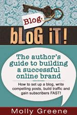 Ten Steps to Blogging Success | Molly Greene for Mystery Writing is Murder | #blogging #tips